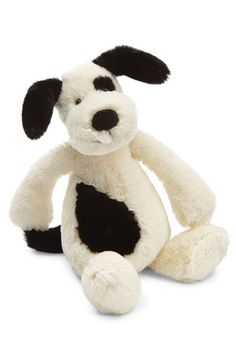 Jellycat 'Bashful' Puppy Rattle available at #Nordstrom