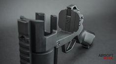 M025 Hand Grenade Launcher