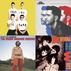 A playlist featuring Katrina & The Waves, WALK THE MOON, The Edwin Hawkins Singers, and others