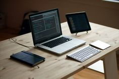 Apple Desk.