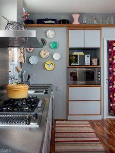 Rita Lobo - Salas lindas para reunir os amigos, cozinhar e conversar - Casa