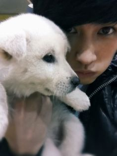 Kiseop from U-Kiss awuh Kiseoppie so cute <3