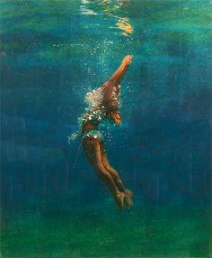 Eric Zener, 'Deep Angel II,' 2015, Lanoue Gallery