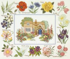 Cross Stitch Kits - Anchor