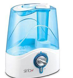 Ultraschall Luftbefeuchter, 5 Liter mit Abschaltautomatik