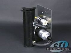 Datsun 240Z Surge Tank and Fuel Pump Mounting Panel product image