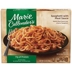 All our frozen dinners feature a made-from-scratch taste while giving you a full serving of comfort! Browse all our tasty dinner products and find the perfect one for you today. Spaghetti Meat Sauce, Sweet Sour Chicken, Tasty, Yummy Food, Microwave Recipes, Food Packaging Design, Weird Food, Frozen Meals, Cafe Food