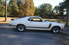 "1970 Ford Mustang ""Boss 302"""
