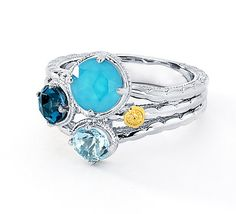 I heart this ring from TACORI! Style no: SR136050233