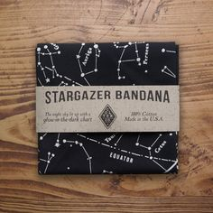 Colter Co. glow in the dark Stargazer bandana. Awesome addition to a bug out bag, day pack or just for everyday carry. Made in the USA from 100% cotton. Printed with soft water based inks. Rugged material and printing made to hold up to abuse. www.coltercousa.com