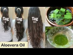 Recipes To Make Your Hair Grow : Homemade Aloevera Hair Oil for Double Hair Grow. <img> Recipes To Make Your Hair Grow : Homemade Aloevera Hair Oil for Double Hair Growth Aloevera Gel to get Long hair No Hair Fall - Grow Long Hair, Grow Hair, How To Long Hair, Long Hair Growing Tips, How To Make Your Hair Grow Faster, Long Hair Oil, Grow Thicker Hair, Hair Growth Tips, Hair Care Tips