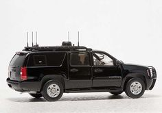 USSS Electronic Countermeasures Suburban is the United States Secret Service Electronic Counter Measures Chevrolet Suburban, an element of a United States presidential motorcade.