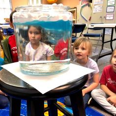 Data collecting and Rain! 🌧 We are getting a lot of rain in North Texas right now so last week I prepared my students to be scientists. We first discussed the water cycle and what causes rain. We then did the classic demo with shaving cream in a jar where you add drops of blue food coloring on top to show how saturated clouds release rain. To find out what we did next for this STEM activity, read on the post! Math Games For Kids, Fun Math Activities, Blue Food Coloring, Water Cycle, Shaving Cream, Teaching Tips, Math Lessons, Scientists, Some Fun