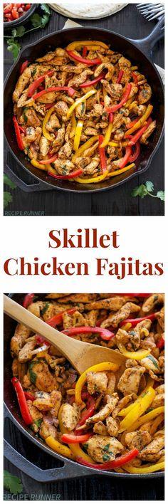 Skillet Chicken Faji