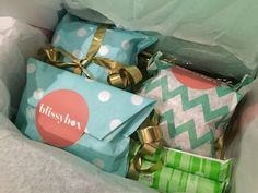 period subscription box | Bliss In A Box: The Period Subscription Box That's Taking ...