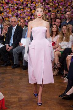 Christian Dior at Couture Fall 2012 - StyleBistro