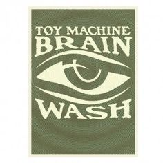 Toy Machine Brainwash Video