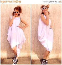 PURPLE SALE 25% OFF White Maxi Plus Size Dress / Loose Maxi https://www.etsy.com/listing/184492048/purple-sale-25-off-white-maxi-plus-size?utm_campaign=crowdfire&utm_content=crowdfire&utm_medium=social&utm_source=pinterest