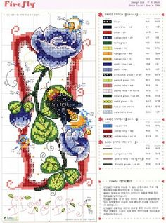 Single Patterns Cross Stitch (page Cross Stitch Books, Cross Stitch Bookmarks, Cross Stitch Love, Cross Stitch Animals, Cross Stitch Charts, Cross Stitch Designs, Cross Stitch Patterns, Butterfly Cross Stitch, Cross Stitch Flowers