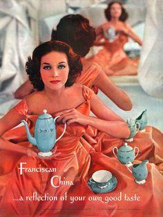 Franciscan Fine China 1956