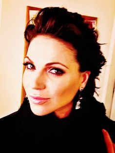 Lana Parrilla- Making the Evil Queen sexy!