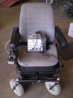 Invacare Arrow XT