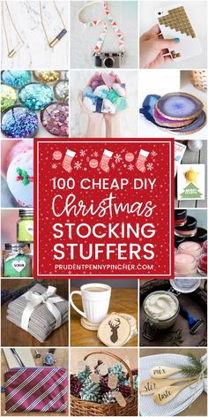 Make DIY stocking stuffers for less with these ideas. There are handmade stocking stuffers for everyone on your Christmas list including teens and kids. Stocking Stuffers For Her, Christmas Stocking Stuffers, Homemade Stocking Stuffers, Felt Gifts, Diy Gifts, Homemade Gifts, Kool Aid, Diy Stockings, Christmas Stockings