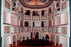 Magazine Italy: Sapere   Teatro di Monte Castello di Vibio
