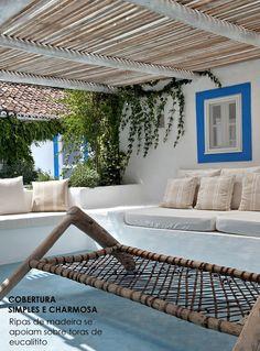 Arquitetura rústica dá lugar a uma charmosa residência de campo - CASA BELLISSIMO