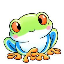 Tree Froggu