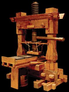 johannes gutenberg press