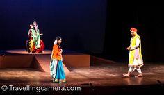 Ghasiram Kotwal - A classic play presented in Summer Theatre Festival 2015 at National School of Drama, Delhi