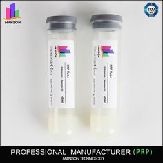 Blood collection tubes prp tube 50ml centrifuge PRP Tube with Gel