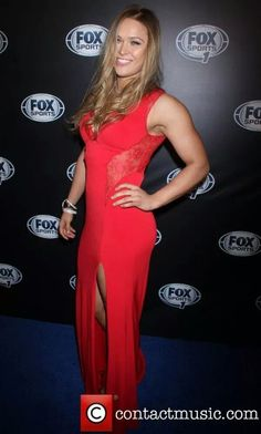 Ronda Rousey Friday May 2013 Fox Sports Media Group Upfront After Party Pictures) Ronda Rousey Hot, Ronda Jean Rousey, Rhonda Rousy, Rousey Wwe, Rowdy Ronda, Ufc Women, Raw Women's Champion, Fox Sports, Sports Stars
