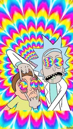 rick and morty wallpapers trippy Rick amp; Hippie Wallpaper, Trippy Wallpaper, Cartoon Wallpaper Iphone, Tumblr Wallpaper, Rick Wallpaper, Rick Und Morty, Trippy Pictures, Rick And Morty Poster, Trippy Drawings