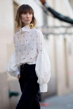 New York Fashion Week Street Style | Spring 2017 Day 8 – The Impression