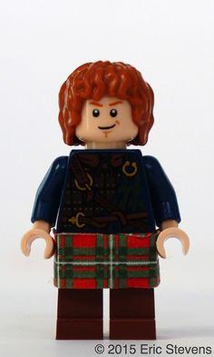LEGO James Alexander Malcolm MacKenzie Fraser