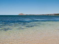 #Adelaide #Australia www.transfercar.com.au • view of the Bluff at Victor Harbor South Australia • Adelaide's beaches