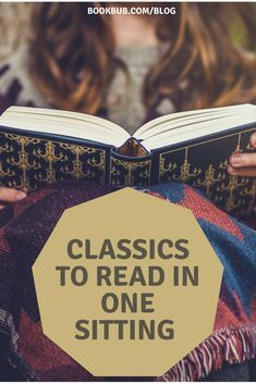 This book list of literature is for everyone from children to adults. These classics are timeless, discuss life and love, and are short enough to read in one sitting.