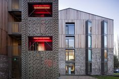 Student Village,© Hawkins\Brown
