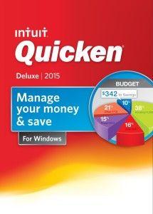 Quicken Deluxe 2015 - Personal Finance Software Reviews