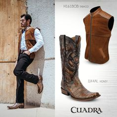 H161BOB CHALECO CAB 161 ANTE VALENCIA TABACO   VEG   NAVY. Zapatos De PielCamisa  VaqueraBotas ... 5ab54927c0c