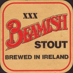 Beamish Irish stout Homebrew Recipes, Beer Recipes, Beer Brewing, Home Brewing, Irish Drinks, British Beer, Beer Coasters, Brewery, Ireland