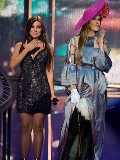 Paula Seling şi controversa ţinutei din finala Eurovision: fanii artistei o contrazic pe Iulia Albu