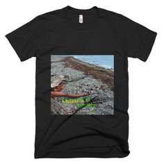 Men's Short Sleeve Printed T Shirt - Chilaxing In Jamaica