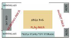 Great playroom design