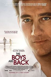The Boys Are Back (film) - Wikipedia, the free encyclopedia