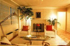 "Interiores: Inside ""American Hustle"" set"