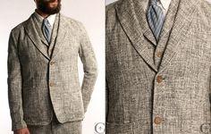 Summer tweed