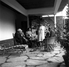 Inspiration: Archive photos from Villa Mairea Garden Games, Alvar Aalto, Really Cool Stuff, Outdoor Gardens, Outdoor Living, Archive, Villa, Journal, Photos